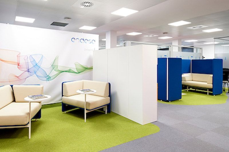 Home ofita for Oficinas endesa barcelona