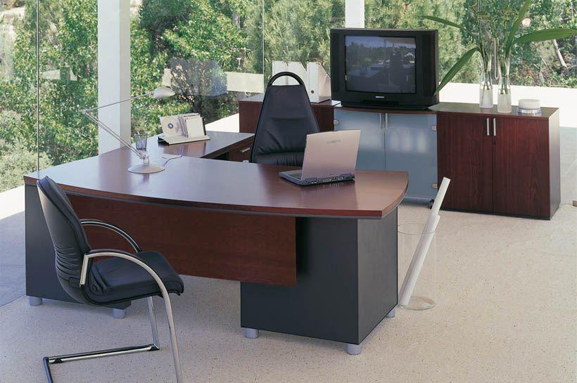 Mesas de despacho finest detalle de la mesa escritorio - Mesa escritorio colonial ...