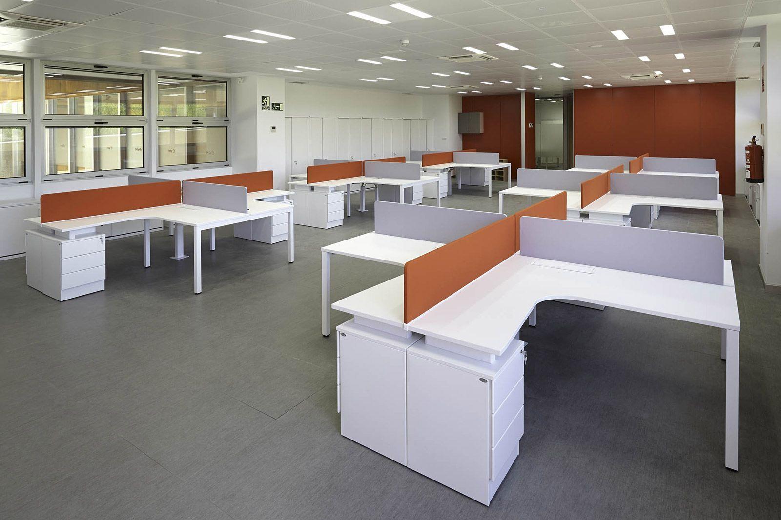 Buscas muebles de oficina en Madrid? ¡Descubre los diseños de Ofita ...