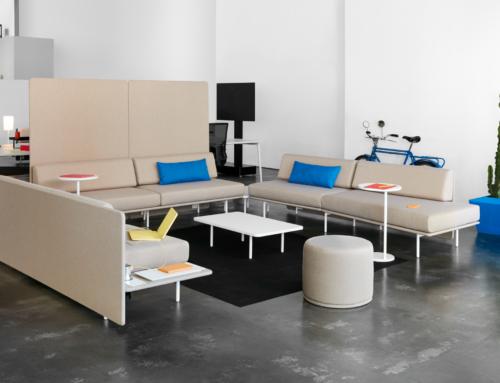 Les bureaux nodaux et les nouvelles conceptions humanisent les espaces de travail