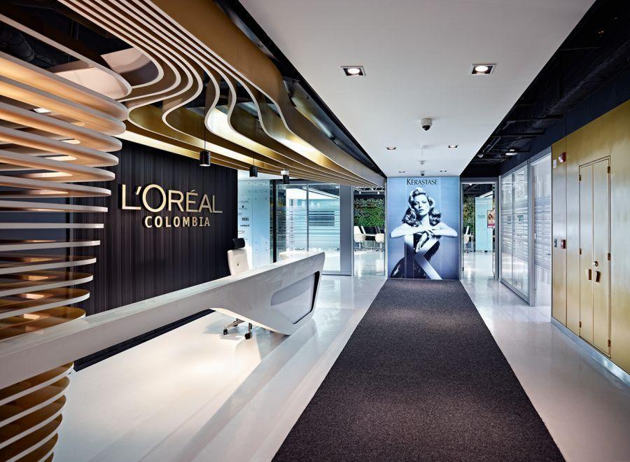 L 39 or al bogot ofita for Diseno oficinas modernas bogota