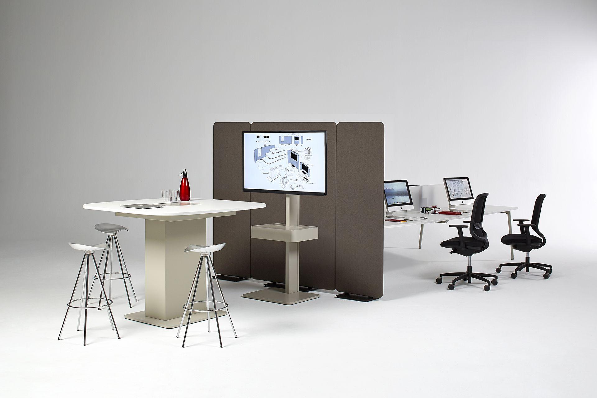 tendencias 2019 en el mobiliario y diseño de oficina