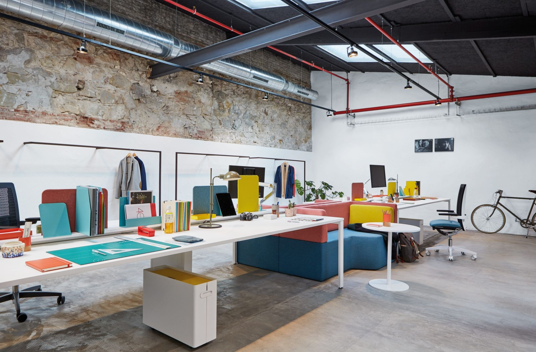 Fabricants de mobilier de bureau design en espagne ofita