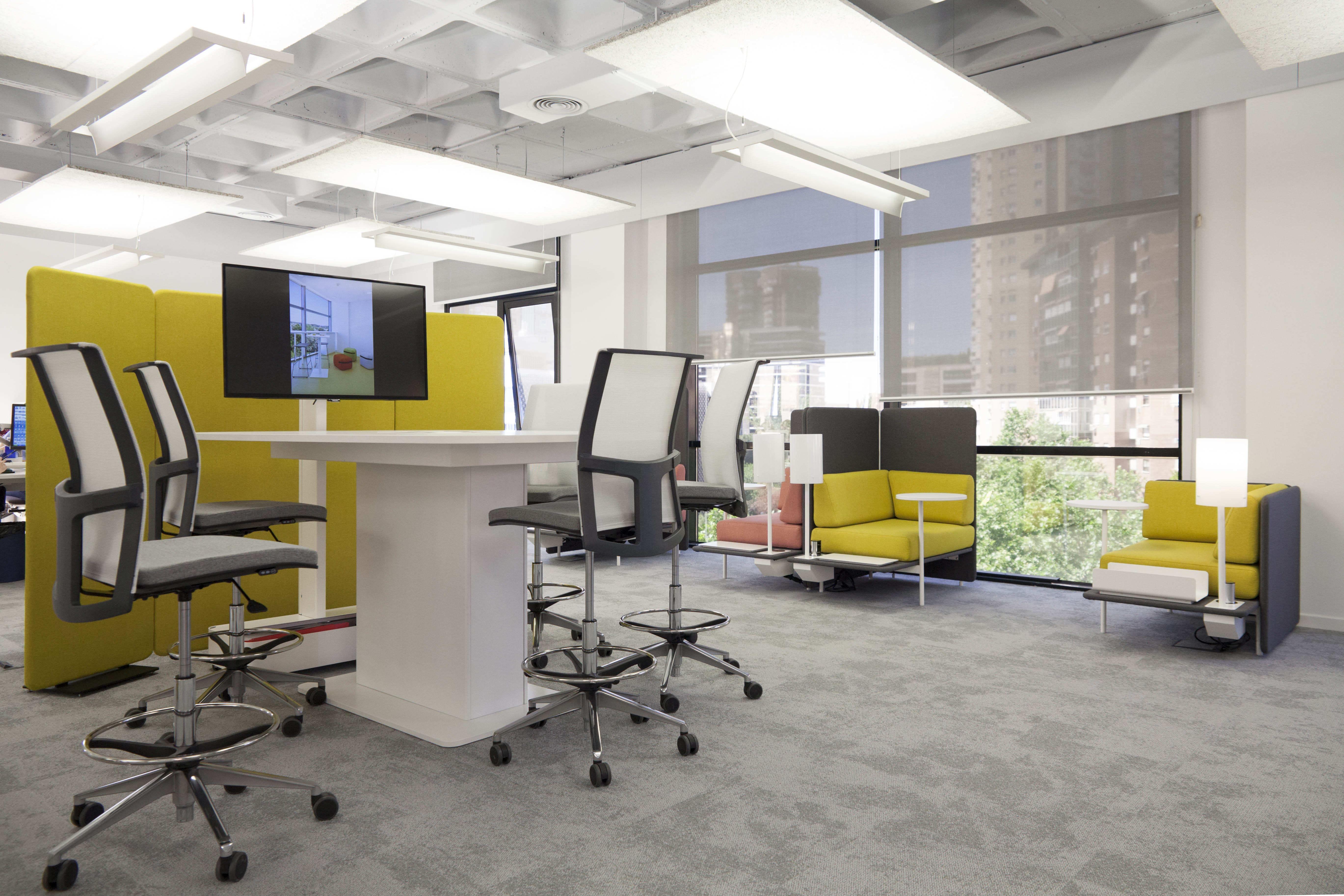 Fabricantes Muebles EspañaOfita De Oficina Diseño En RjL34A5