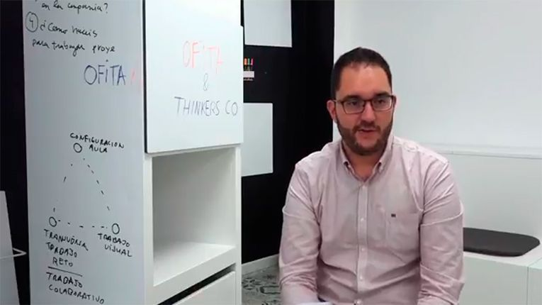 Hablamos con Juan Gasca, CEO de Thinkers Co.