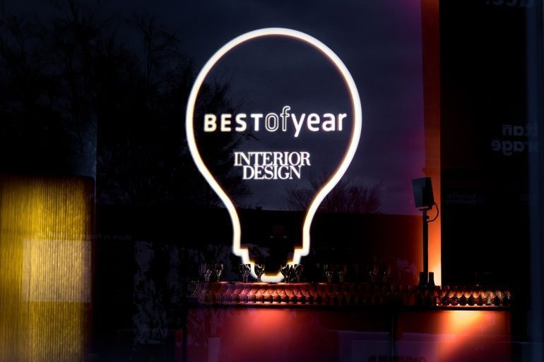 The Versa Collection, Mention of Honour at the prestigious Best of Year Awards, Interior Design Magazine