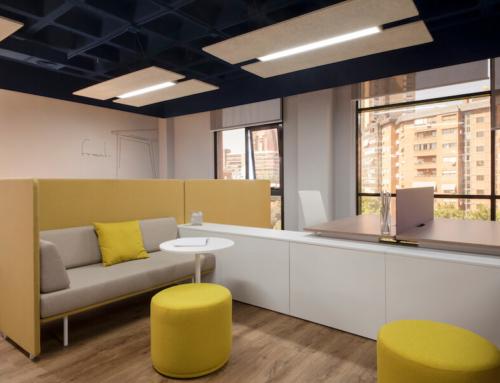 Trucos para que tu oficina sea más amplia y luminosa