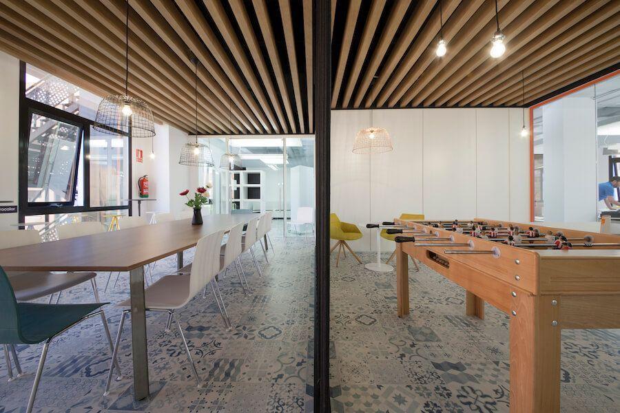 oficinas en madrid espacio informal