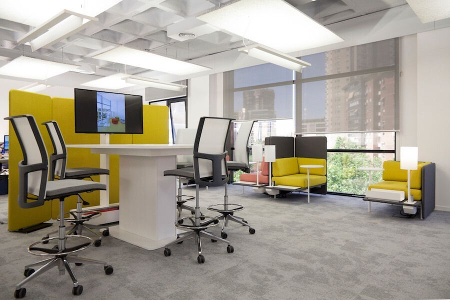 oficinas en madrid isurf