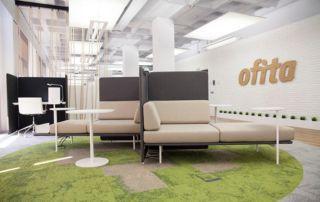 oficinas en madrid recepción