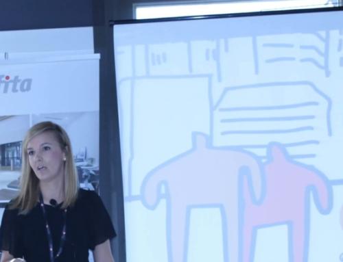 Les espaces pour l'innovation d'Ofita, lors du Workplace Summit de Barcelone