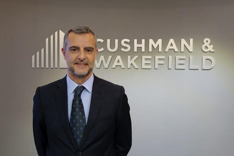 Carlos Pueyo, Cushman & Wakefield