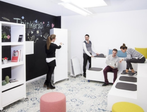 Employees who are happy with their offices may be up to a 30% more productive