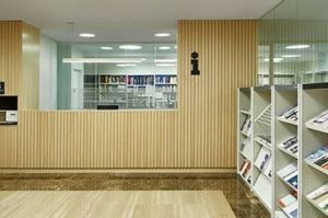 Biblioteca IESE Barcelona