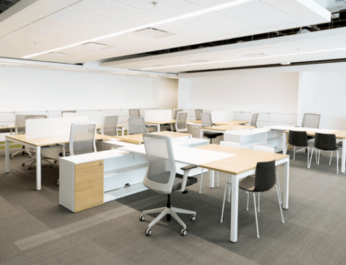 New Ofita projects in Mexico furnish corporate headquarters of Danaher, T-Systems and Cushman & Wakefield