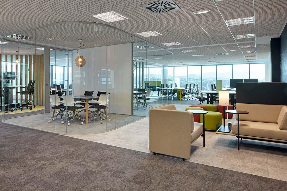 heathy workspaces