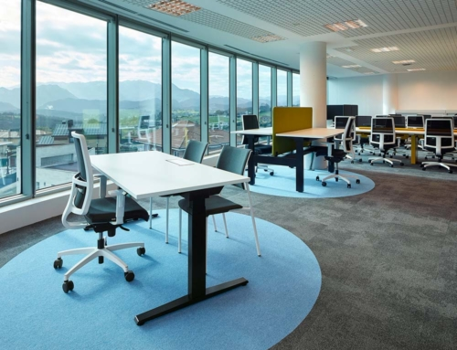 How to turn offices into healthy workspaces