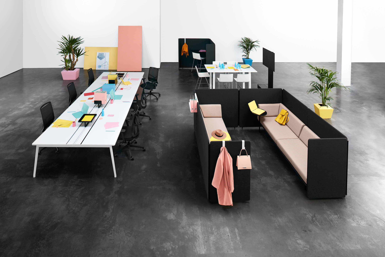 evolución espacios de trabajo
