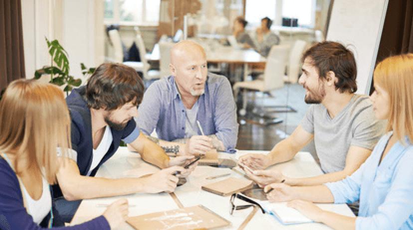 Cómo las personas están transformando los espacios de trabajo