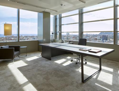 Mobiliario de oficina personalizado, en el ADN de Ofita