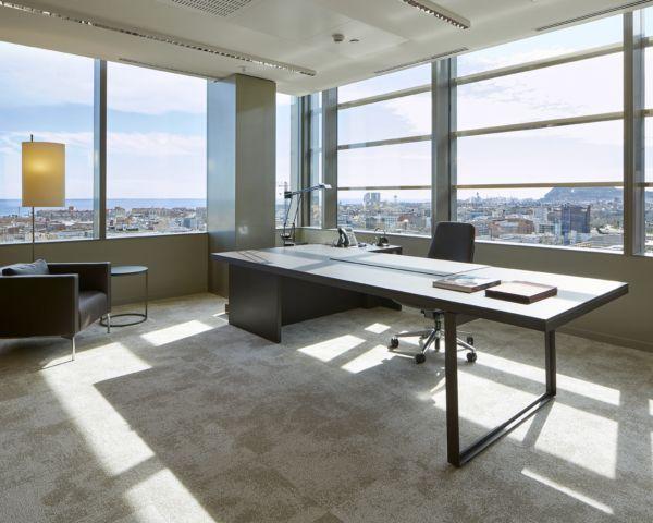 Fabricantes de mobiliario de oficina de dise o en espa a for Fabricantes de mobiliario de oficina
