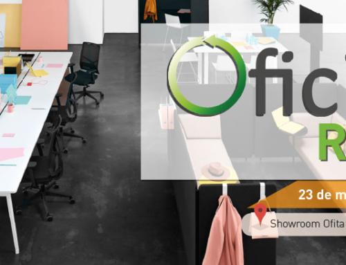 Ofita acogerá OFICINAS RETHINK, el evento del año sobre espacios de trabajo