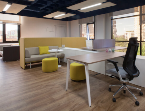 Cómo convertir las oficinas en espacios de trabajo saludables