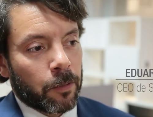 Ofita entrevista a Eduardo Santos, CEO de SDV & Partners – Oficinas Rethink Madrid