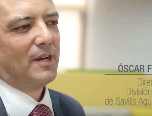 Ofita entrevista a Óscar Fernández, Director de Negocio División Arquitectura de Savills Aguirre Newman: