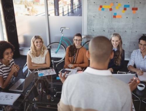 Cuatro generaciones en un mismo espacio de trabajo