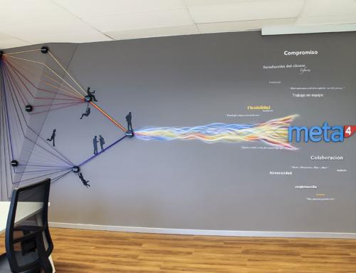 Sillas de oficina Ofita en Meta  4 y Trend  Micro