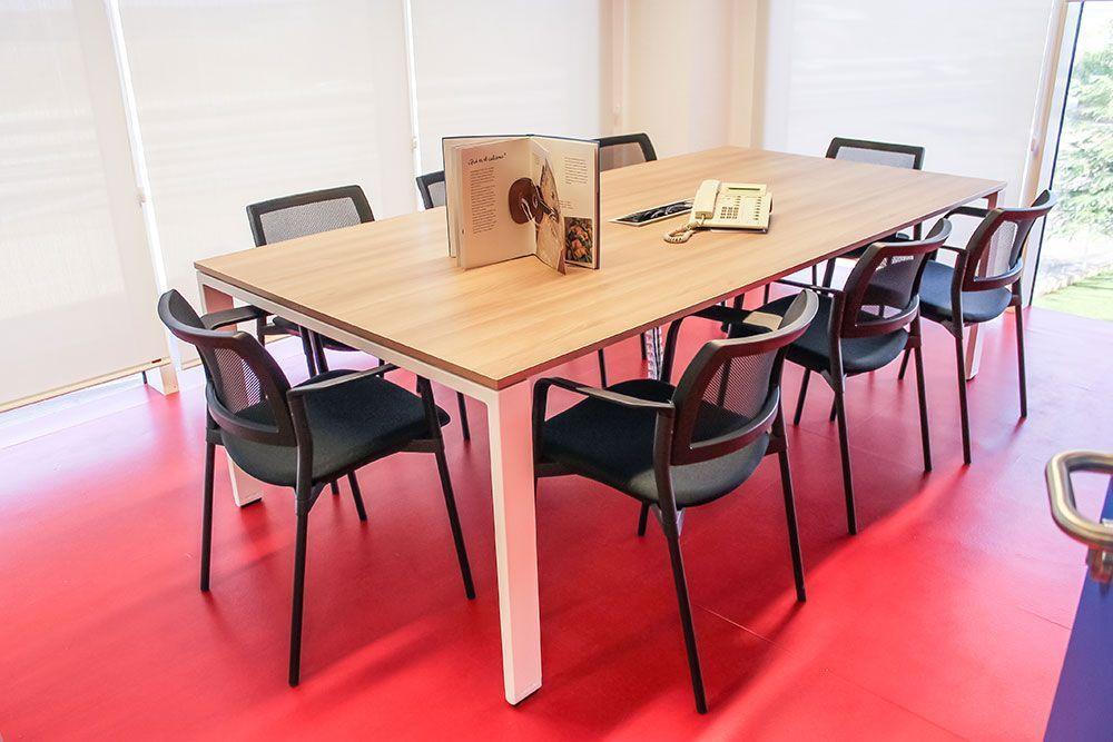 sillas de oficina Ofita en Meta 4