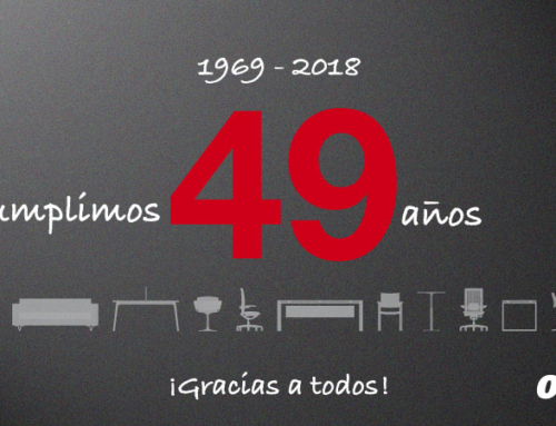 Aniversario Ofita – Cumplimos 49 años, ¡gracias a todos!