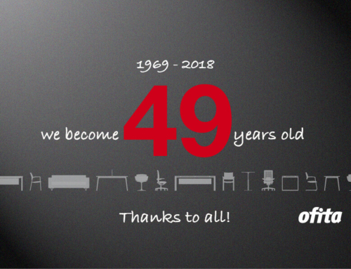 Ofita Anniversary – It is our 49th birthday, thank you all!