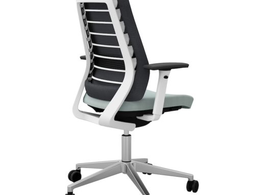 Ofita presents Hara Operative office chair –  Ergonomics in motion