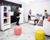 La oficina como herramienta para la creatividad