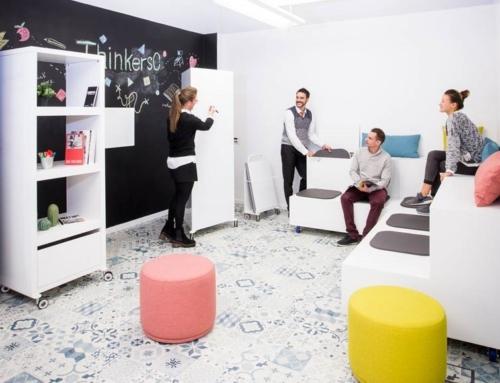 Des bureaux qui facilitent la créativité