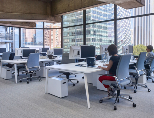 Ten offices that motivate and care for their employees