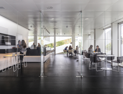 Healthy offices; creating human environments for workplaces