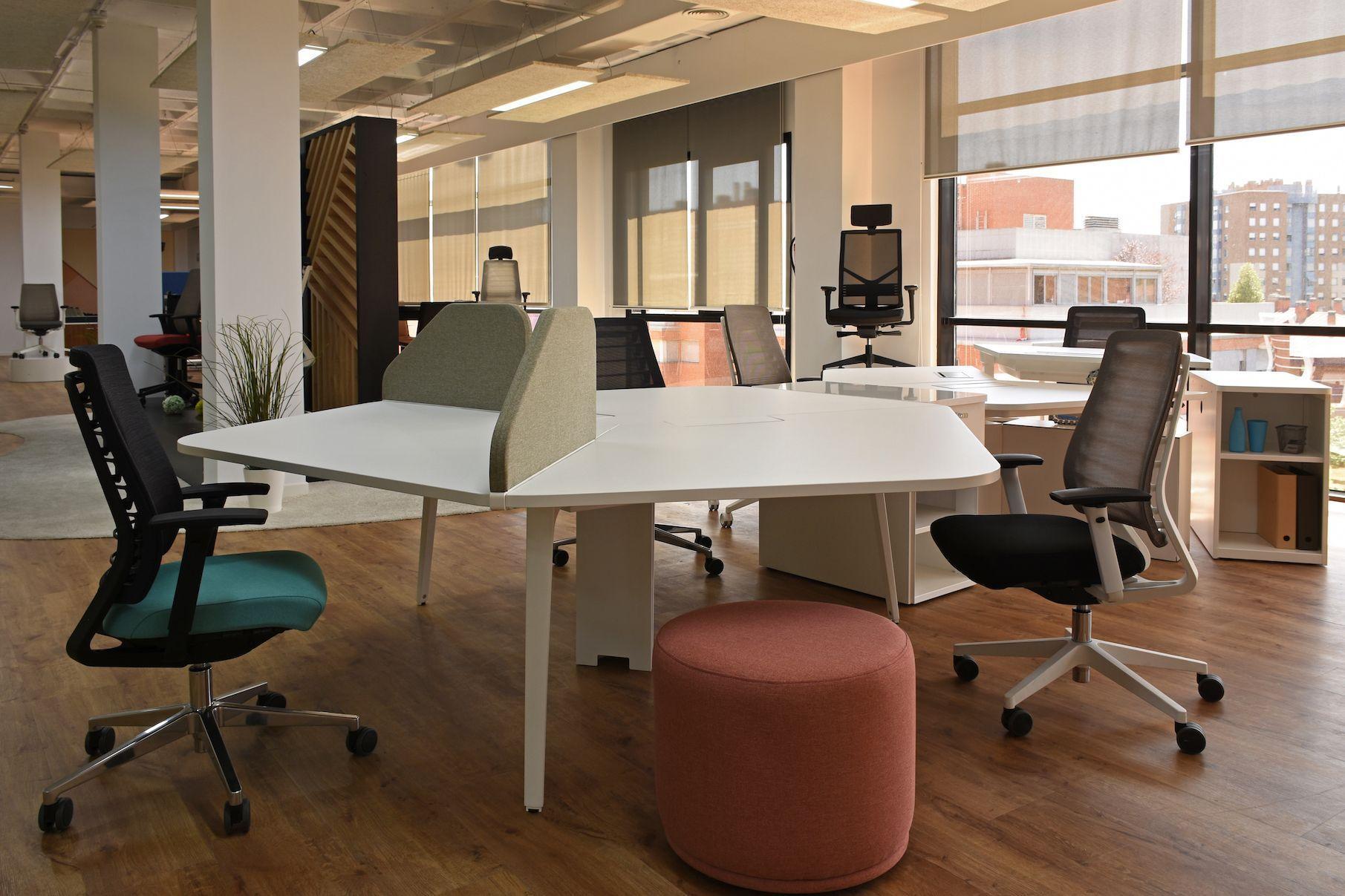 espacios de trabajo innovadores