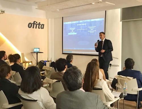 Le grand rendez-vous avec l'architecture et la conception de bureaux chez Ofita
