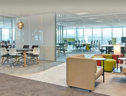 Los espacios colaborativos ocupan el 65% de las nuevas oficinas