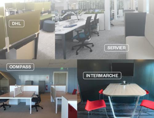Projets Ofita 2019, des bureaux personnalisés pour de grandes installations
