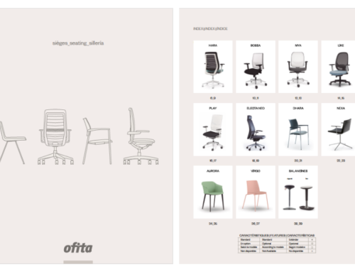 All Ofita office chairs in one catalogue