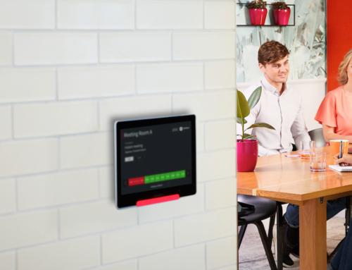 Technologie de pointe pour la réservation d'espace dans les bureau