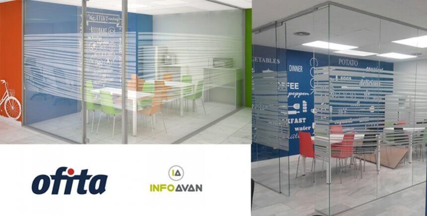 Gran diseño 3D de Ofita para INFOAVAN