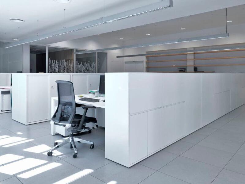 C mo ordenar los documentos en una oficina criterios for Tipos de mobiliario de oficina