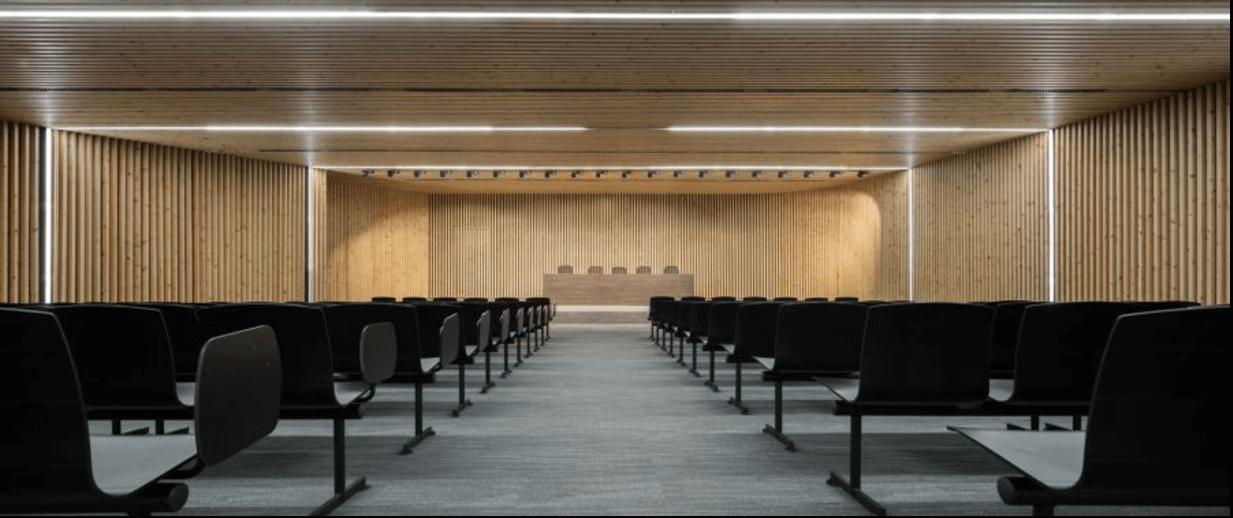 Auditorio del Ayuntamiento de Vitoria