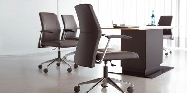 Las colecciones perfectas de sillas de dise o para for Sillas empresariales
