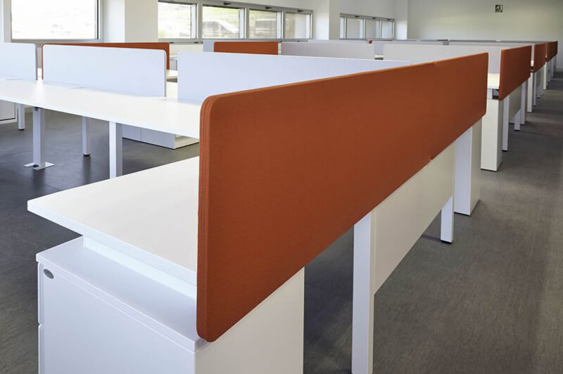 Dividir espacios oficina
